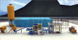 Small Automatic Block Production Line (XD)