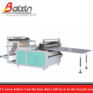 Plastic Bags Cutting&Sealing Machine (BX-FQ) pictures & photos