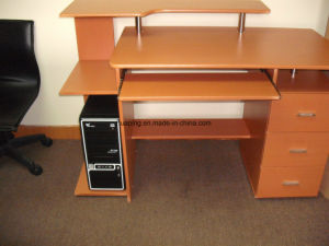 MDF Computer Desk/Mdc Computer Desk/Desk pictures & photos