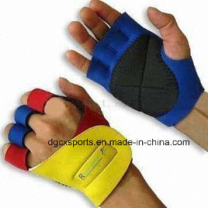 Popular Sport Glove with Half Finger pictures & photos