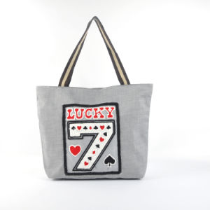 Hot, New Fashion Canvas Bag (B14819) pictures & photos