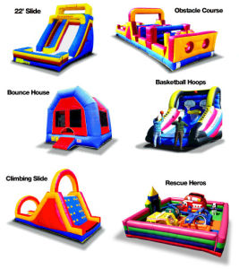 Inflatable Slide Kids Inflatable Castle pictures & photos
