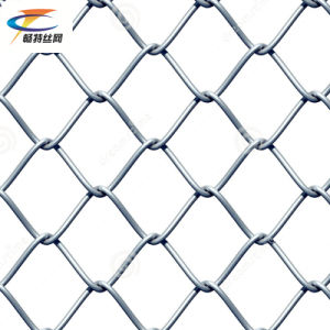 PVC Coat Chain Link Fencing (China factory) pictures & photos