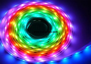 5050SMD 12V 60 LED/M IP65 RGB Flexible Strip pictures & photos