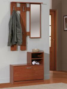 Modern Shoe Cabinet/ Wood Shoe Cabinet (XJ-6023)