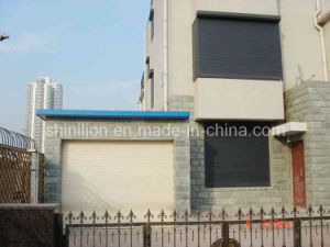 Aluminum Alloy Roller Shutter Windows (SLLP37, 42, 55) pictures & photos