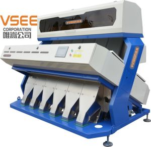 RGB Full Color Food Processing Machine Grain Color Sorter Oats Buckwheat, Millet Sorting Machine pictures & photos