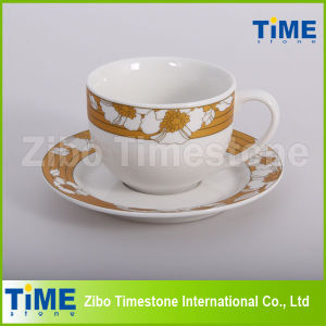 Porcelain Classic Coffee and Tea Set pictures & photos