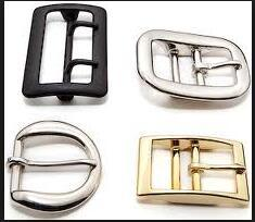 2017 Newest Fashion Lead and Nickel Free Brass Alloy Button Buckle pictures & photos