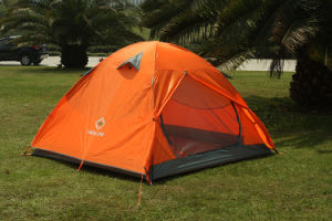 Top Quality 4 Persons Outdoor Camping Tent