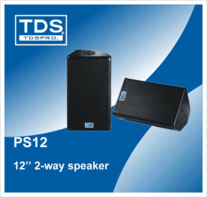 High Quality Dual 12inch Staging Monitor Speaker Used in Corporate Event (PS12) pictures & photos