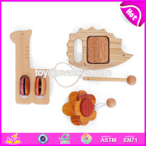 Best Musical Instrument Wooden Musical Baby Toys Children Learning W07A122 pictures & photos
