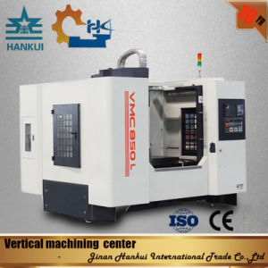 CNC Vertical Milling Machine Center pictures & photos