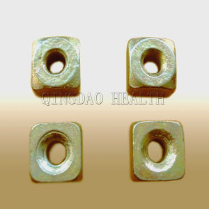 Heavy Duty Coil Nut with Yellow Color pictures & photos