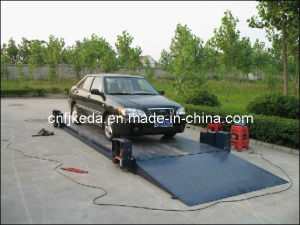 3*9m Mobile Truck Scale Weighbridge for Lorry pictures & photos