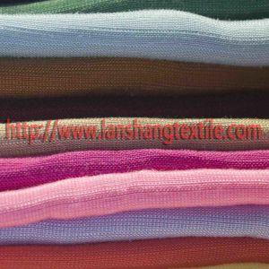 Blending Rayon Tencel Viscose Woven Linen Fabric for Dress Skirt pictures & photos