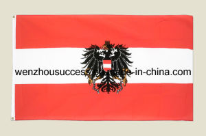 Austria National Flag pictures & photos