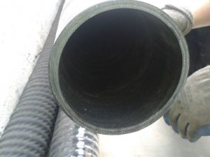 Water Pump Steel Wire Reinforced Rubber Water Suction Hose pictures & photos