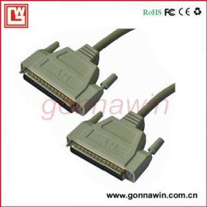 DB25 Connector Parallel Printer Cable (GW-DB060)