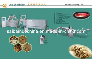 High Quality Floating Fish Feed Machine pictures & photos