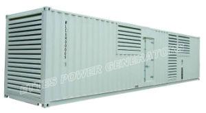 Sound Attenuated Generator (20kw/25kVA-1200kw/1500kVA)