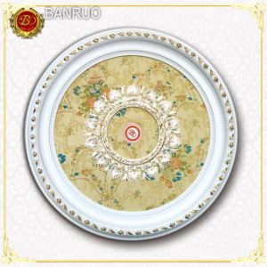 Popular European Style Ceiling Medallion (BRRD80-T081) pictures & photos