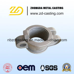 OEM Precision Casting Alloy Steel Gear Housing pictures & photos