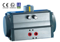 Pneumatic Actuator (Rack&pinion)