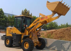 Yineng Small Loader (YN918G) Zl10 Wheel Loader Chaichai Engine 38kw pictures & photos