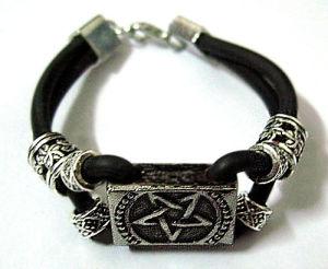 Leather Bracelet (ALL-006)