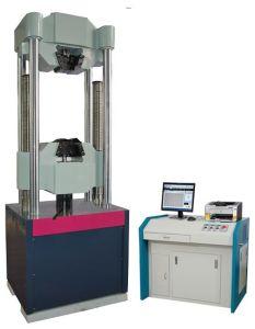Waw-600 Electro-Hydraulic Servo Universal Testing Machine (WAW-600E) Manufacturer
