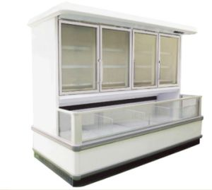 Combination Display Freezer pictures & photos