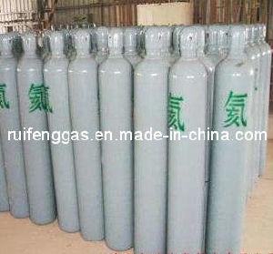 Seamless Steel Heilum Gas Cylinder (WMA219-40-15)