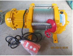 China Multifunction Hoist 220v 380v With Special Electric Motor China Multifunction Hoist