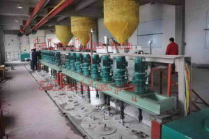 Spinning Box for Polyester Staple Fiber Production Line