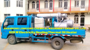 Hot Oil Heater for Hot Press Rollers pictures & photos