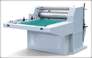 Laminating/Lamination Hot Press Machine for Door Short Cycle pictures & photos