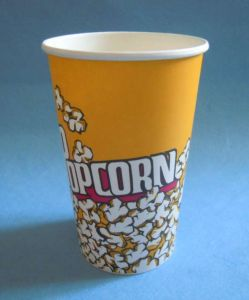 Single Wall High Quality Paper Cup