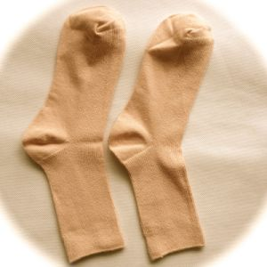 Comfortable Hemp Women′s Socks for Daily Life (WHS) pictures & photos
