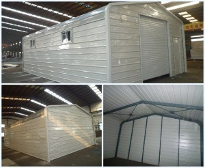 Prefabricated Light Steel Mini Warehouse (XGZ14-008) pictures & photos