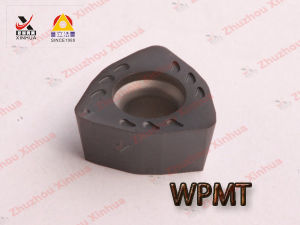 Cemented Carbide Indexable Turning Inserts Wpmt pictures & photos
