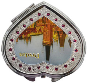 Metal Souvenir Mirror