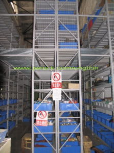 Steel Platform /Mezzanine Rack (JW-KV002) pictures & photos
