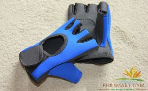 Spandex Fitness Bicycle Exercise Gloves (PHH-990116) pictures & photos