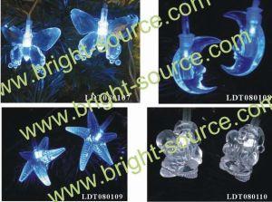 LED Acrylic Light Chain