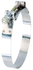 T Type Hose Clamp pictures & photos