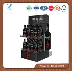 Floor Standing Retail Store Beverage Display Shelf pictures & photos