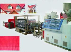 Vinyl Glazed Roof Production Line