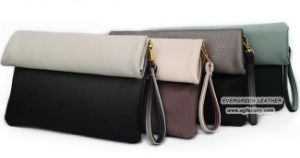 Hot Design Leather Women Purses and Handbag Wallets Brand Name Clutch Bag (EMG4134) pictures & photos