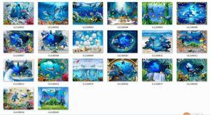 Best Price 3D Porcelain Floor Tile Decoration in USA (G12180019) pictures & photos